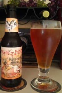 Brew Review - Flying Dog's Raging Bitch