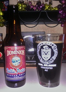 Brew Review – Dominion Brewing's BalticPorter