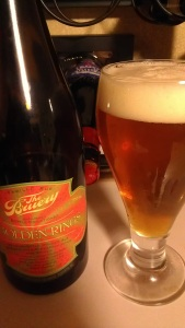 Brew Review – The Bruery's 5 Golden Rings, and It's Only a Little Wrong ThisYear