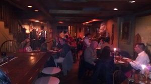 Crowd at Jessop's
