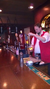 Justin Day pours us a couple of Deliriums