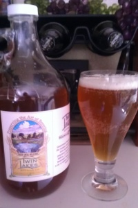 Brew Review – Twin Lake's Oktoberfest and the Beauty of FindingBeer