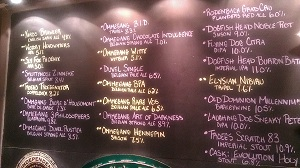 The Board at Two Stones