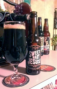 Brew Review Duclaw Brewing S Sweet Baby Jesus Peanut