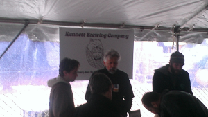 Argilla Brewing's Bryon Thomas visits the guys at Kennett Square Brewing.