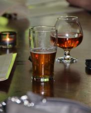 Beers at Tria