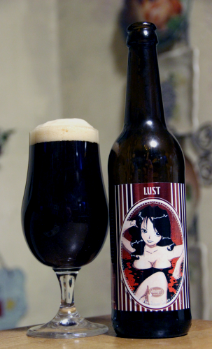 Class in a Glass: Amager Bryghus' Lust, What's Your DeadlySin?