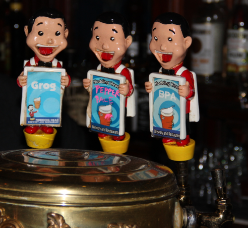 Philly Beer Week 2014 – Varga Bar, Tria, Monks and Nodding HeadBrewery