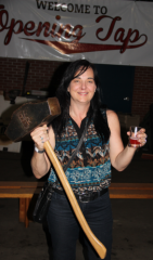 Whoever holds this Hammer, if they be worthy, shall possess the power of craft beer!