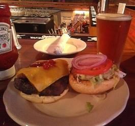 $2 Burger at Murphy's