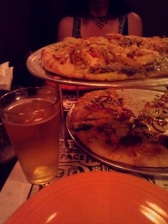 The Meal at Flying Saucer