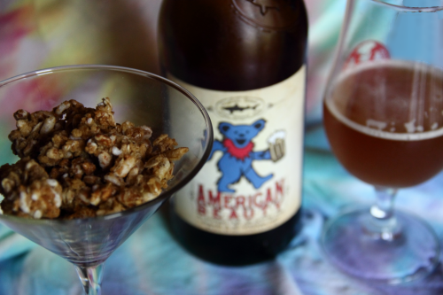Class In A Glass: Dogfish Head's American Beauty