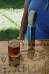 Twin Lakes Oktoberfest. One of the beers I was definitely looking for at Odessa Brewfest.