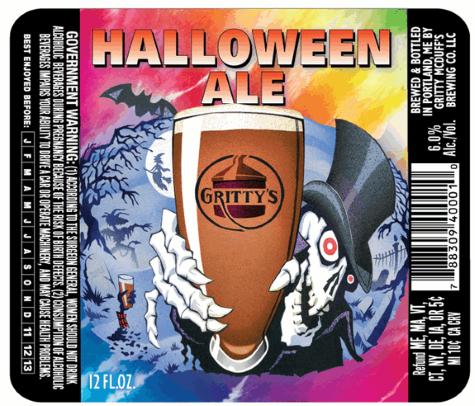 Grittys Halloween Ale