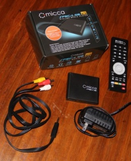 Product Review: Micca Speck Digital Media Player, Halloween Sounds and Video Where You NeedIt.