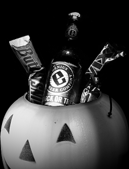 Class in a Glass – Evil Genius' Trick or Treat.  Horror Movie Evil Geniuses? Not as Many As You WouldThink.