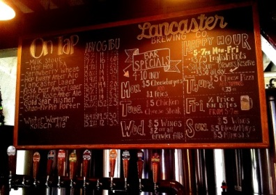 The Beer Board