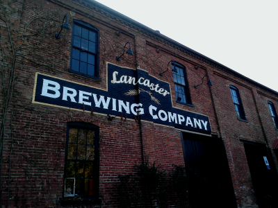 The Not So Local Tap – Lancaster BrewingCompany
