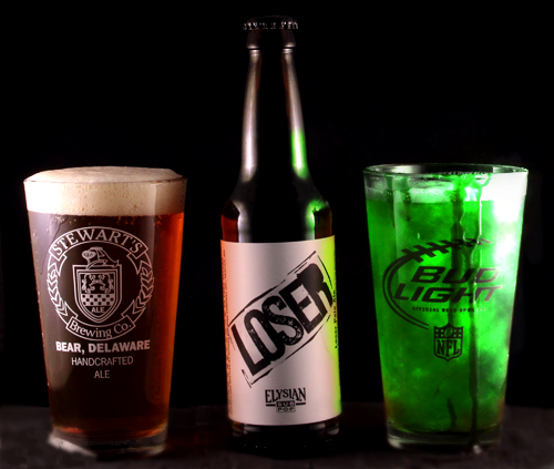 Class in a Glass – I Channel My Inner Rob Lowe for Elysian's Loser PaleAle