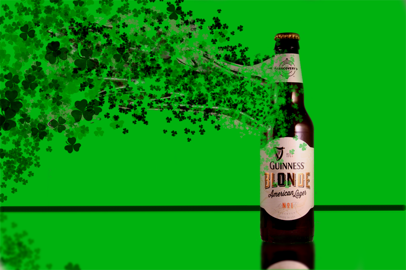 Class in a Glass – Guinness Blonde AmericanLager
