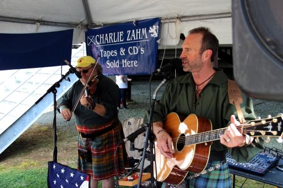 Tad Marks (L) and Charlie Zahm