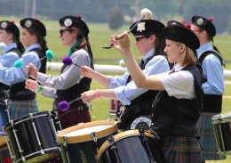 The Local Tap – The 55th Annual Colonial Highland Gathering