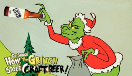 How The Grinch Stole Craft Beer – The Tradition Continues