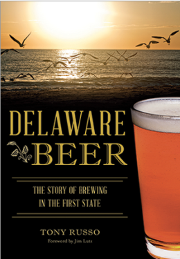 Book Review – Delaware Beer by Tony Russo