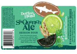 Updated and New Label Art from Dogfish Head and 16 Mile