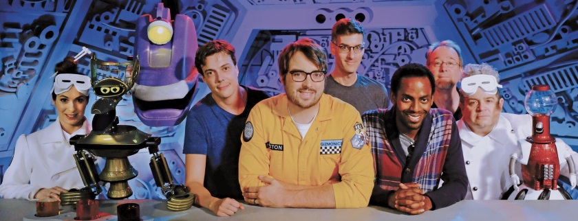 New MST3K Captures Campy Charm of the Original Cult Classic
