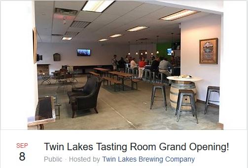 TL tasting Open