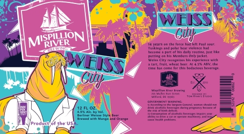 MR Weiss City